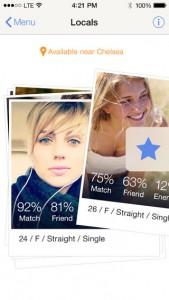 OkCupid Locals