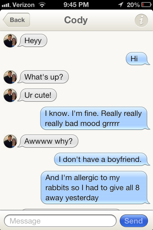 How to Lose a Guy in one Tinder